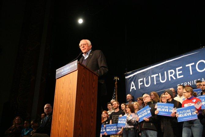 Başkan adaylığına oynayan Sanders, süper zenginleri hedef aldı