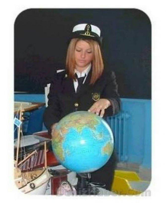 Ekvatoru gemiyle 10 kez geçti