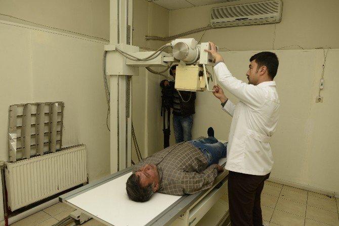 Diyarbakır Büyükşehir Belediyesi'nden 38 Bin Kişiye Sağlık Hizmeti