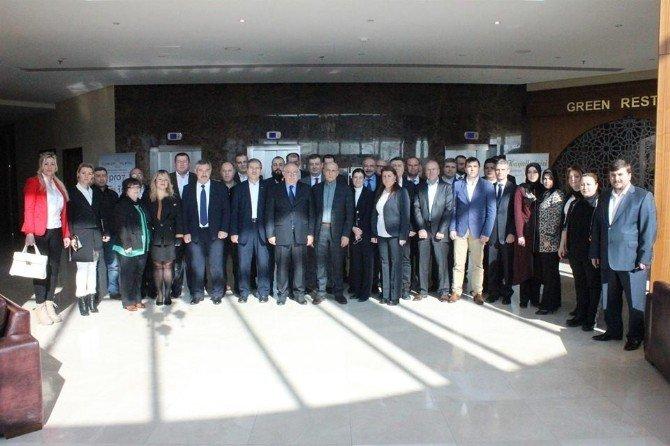 AK Parti Edirne İl Başkanlığı'ndan Terör Mağdurlarına Yardım Eli