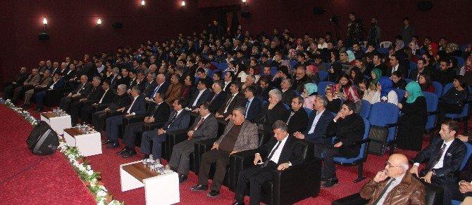 Elazığ'da Ahmet Kabaklı Anıldı