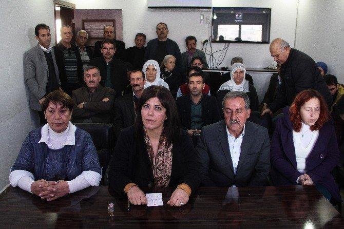"""HDP'lilerin Evlerine Üzerinde """"Hizbullah"""" Yazan Mermi Bırakıldı İddiası"""