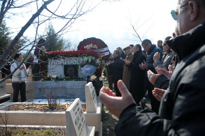 Yaşar Sevim, vefatının 7. yılında kabri başında anıldı