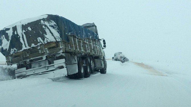 - Kar, Kış En Çok Sürücüleri Etkiliyor