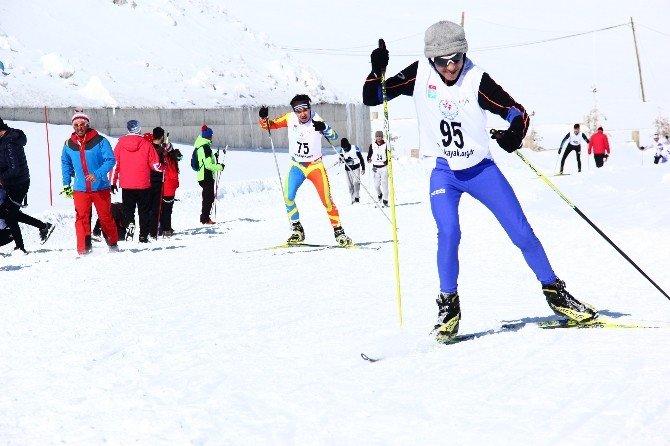 Kayaklı Koşuda, Şampiyonlar Erciyes'te