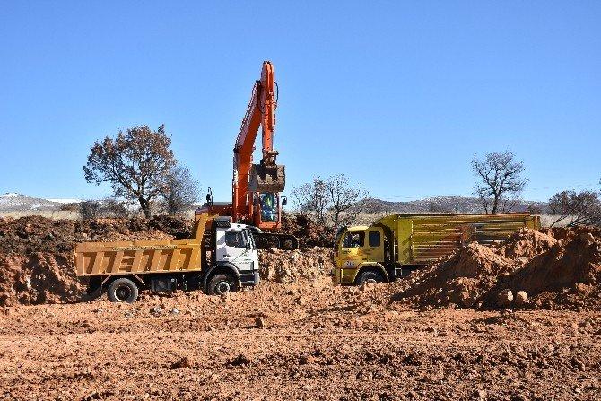 Kızılcahamam'da Yeni Termal Su Sondajının Startı Verildi