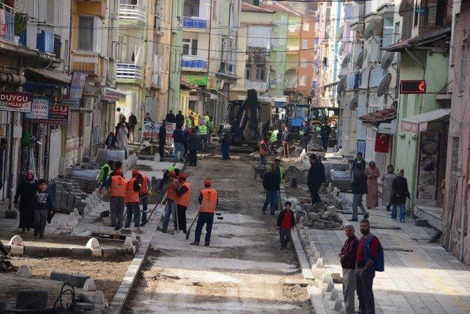 Malatya Büyükşehir Belediyesi, 2015'te Bin 200 Km Asfalt Çalışması Yaptı