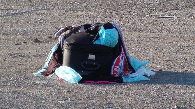 Valiz İçerisinde Parçalanmış Kadın Cesedi Bulundu