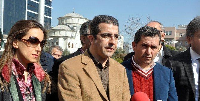 Mersin AK Parti'den Kılıçdaroğlu'na Suç Duyurusu