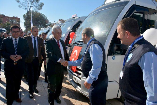 Muğla'nın ulaşımda dönüşümü Milas'la devam ediyor