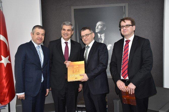 Çek Cumhuriyetinden Türkiye'ye Sığınmacı Ve AB Desteği