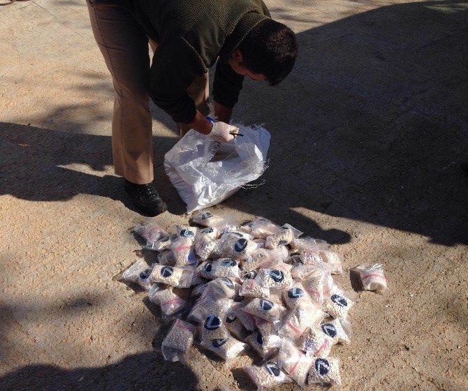Sahil Güvenlik'ten Uyuşturucu Kaçakçılarına Darbe