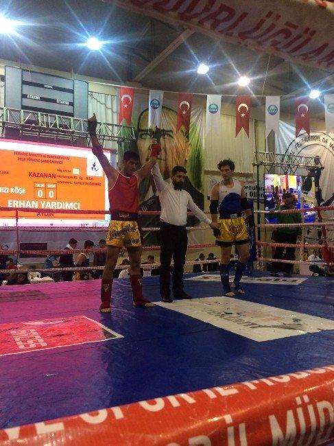 Didimli 2 Muay Thaicilerden Biri Madalya İle Döndü