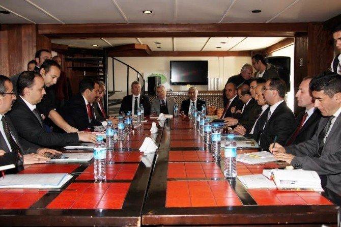 Ilgaz'ın Turizm Potansiyeli Masaya Yatırıldı
