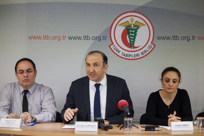 Tabipler Birliği: Hastane CEO'ları bu yıl da sınıfta kaldı