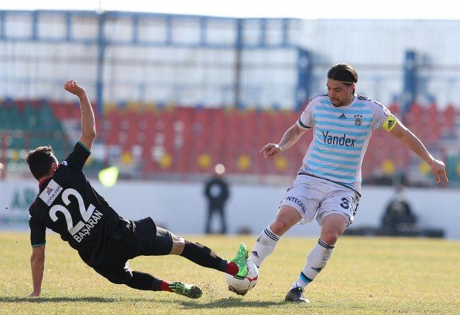 Amed Sportif Faaliyetler: 3 - Fenerbahçe: 3