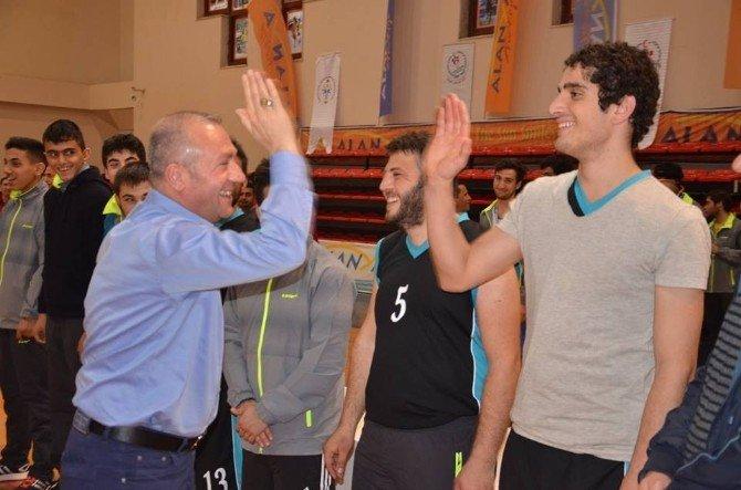 Türkiye Özel Sporcular Basketbol Bölge Şampiyonası