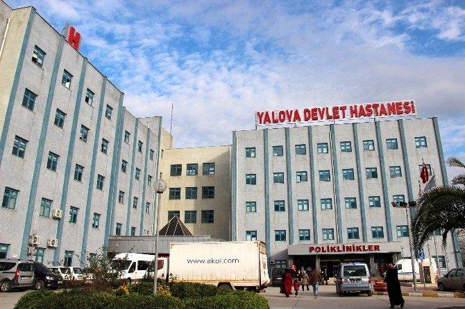 Yalova Devlez Hastanesi'nde 1 Milyon 219 Bin Muayene, 24 Bin Ameliyat Yapıldı