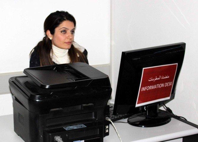 Suriyelilere VİP Sağlık Hizmeti