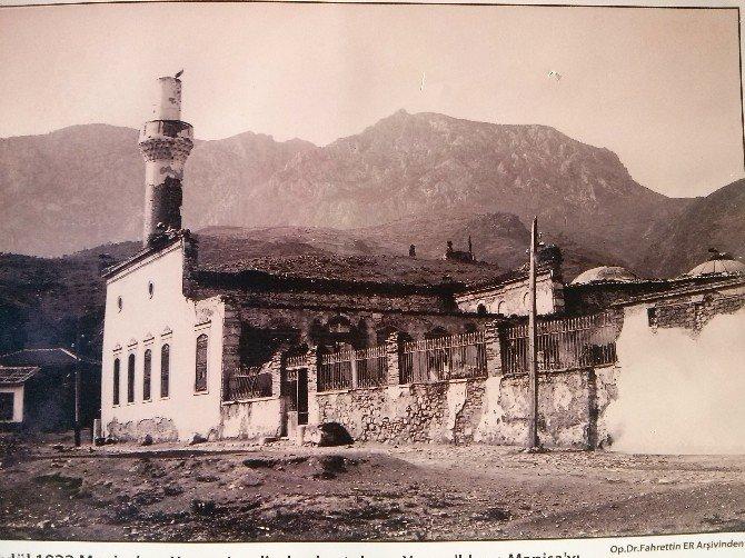 Şehzadeler'de Tarih Gün Yüzüne Çıkıyor