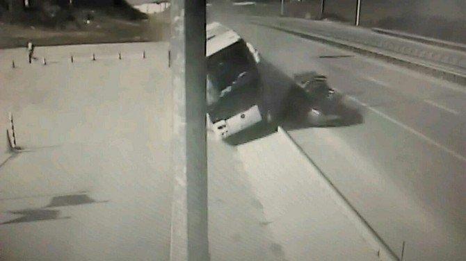 Otobüste Dehşet Anları: 9 Yaralı