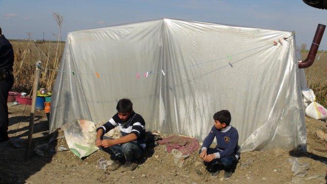 Oğlunun hasretine dayanamayan Suriyeli anne canına kıydı