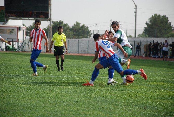 Yeşilyurt Spor: 0- Adıyaman 1954 Spor :0