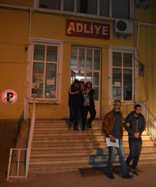 IŞİD'e Katılmak İsteyen 4 Libyalı Tutuklandı