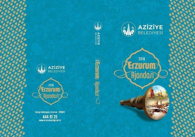 Aziziye'den 2016 Erzurum Ajandası