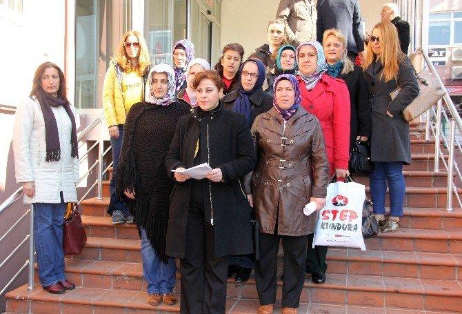 AK Parti Kadın Kolları'ndan CHP Lideri Kılıçdaroğlu Hakkında Suç Duyurusu