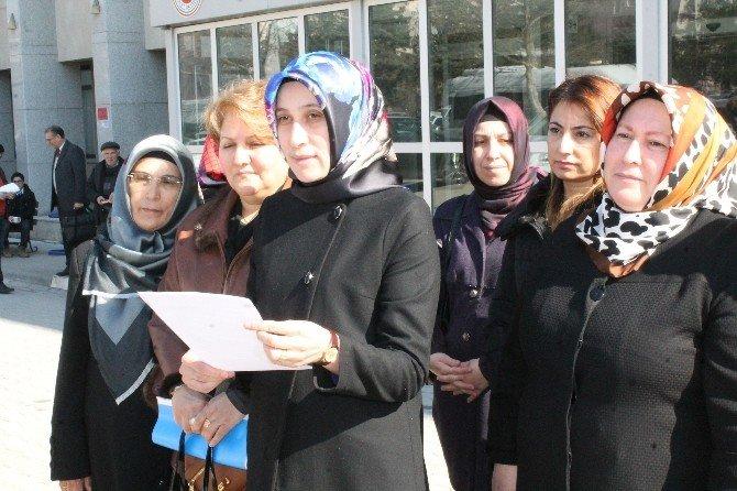 AK Partili Kadınlardan, Kılıçdaroğlu Hakkında Suç Duyurusu