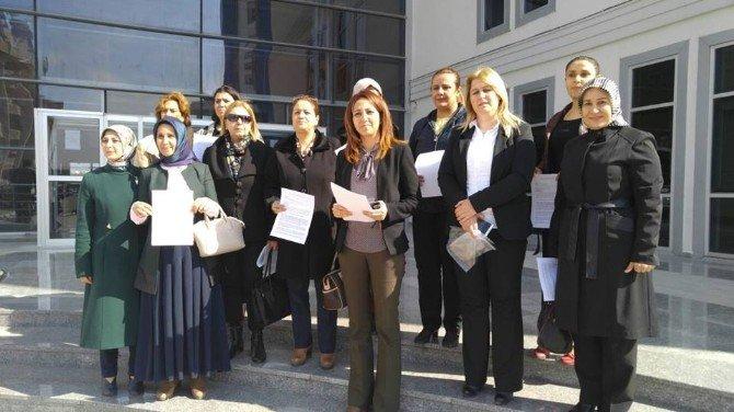 AK Parti'li Kadınlardan Kılıçdaroğlu Hakkında Suç Duyurusu