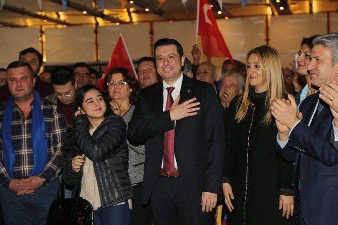 Mahmut Atilla Kaya AK Parti MKYK'da