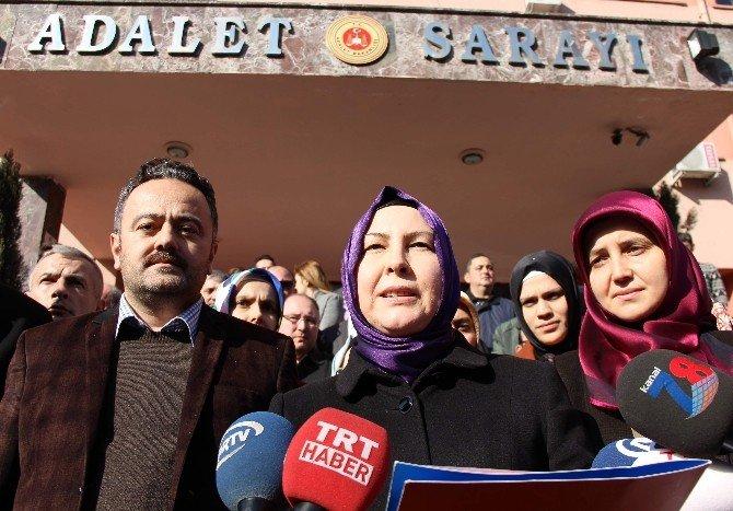 AK Parti Karabük Kadın Kolları'ndan CHP Lideri Kılıçdaroğlu Hakkında Suç Duyurusu