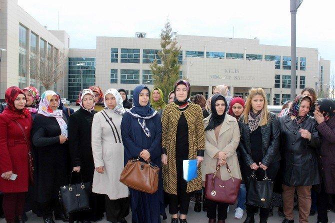 AK Parti'li Kadınlar CHP Genel Başkanı Kılıçdaroğlu Hakkında Suç Duyurusunda Bulundu