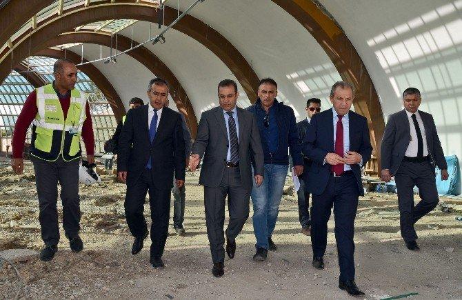 Antalya Valisi Muammer Türker'den 'EXPO 2016' Açıklaması: