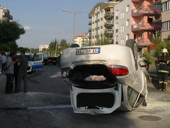 Aydın'da ocak ayındaki trafik kazalarında 3 kişi öldü, 206 kişi yaralandı