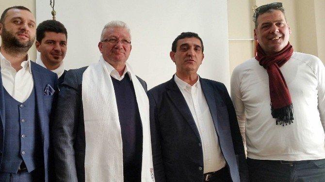Bandırmaspor'un Yeni Teknik Direktörü İsmail Ertekin