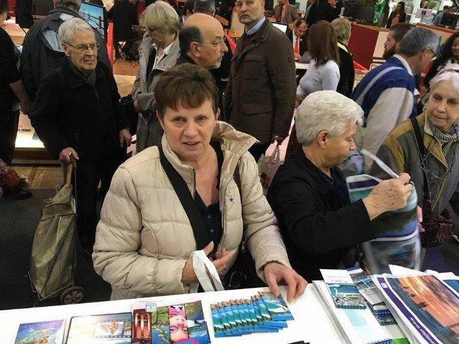 Brüksel Turizm Fuarı'nda Matso Standına Yoğun İlgi
