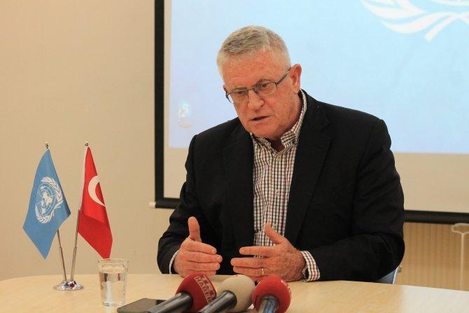BM yetkilisi: 60 bin insanın çoğu sınırda; Türkiye en doğru kararı verecektir