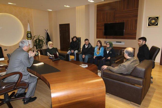 Bursa Orhangazi Üniversitesi, ilk öğrencilerini Avrupa'ya gönderdi