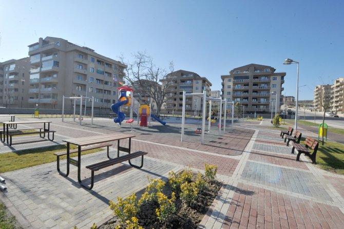 Osmangazi'den 1 yılda 44 park