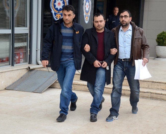 41 Ayrı Kişiyi Dolandıran Sözde Gümrükçü İstanbul'da Yakalandı