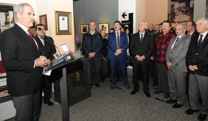 Bursa sanatçılarını anıyor