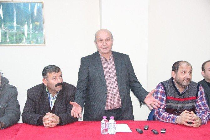 Bilecik Karadenizliler Derneğinden Basın Mensuplarına Hamsi Ziyafeti