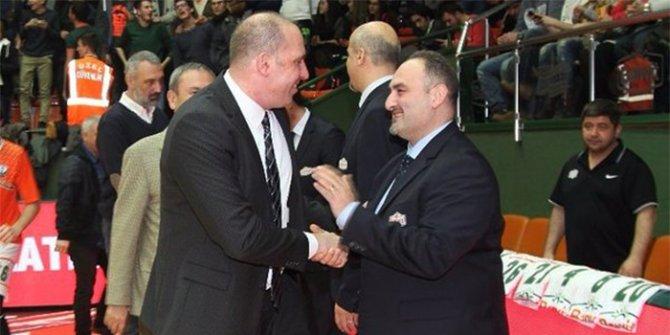 Bilbao Basket'i mağlup eden Banvit bir üst tura çıktı