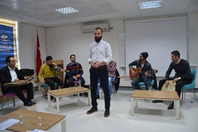 Tokat'ta Türk Müziği Yarışması