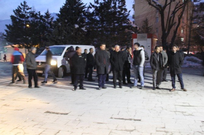Belediye Aracında 'Molotof Kokteyli' Davasında 2 Sanığa 9 Yıl Hapis Cezası