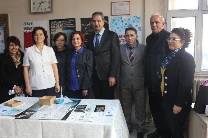 Zonguldak'ta Dünya Sigarayı Bırakma Günü Etkinliği Düzenlendi