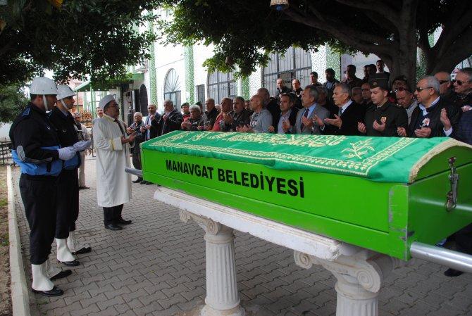 Side'nin ilk Belediye Başkanı Turgut Şen toprağa verildi